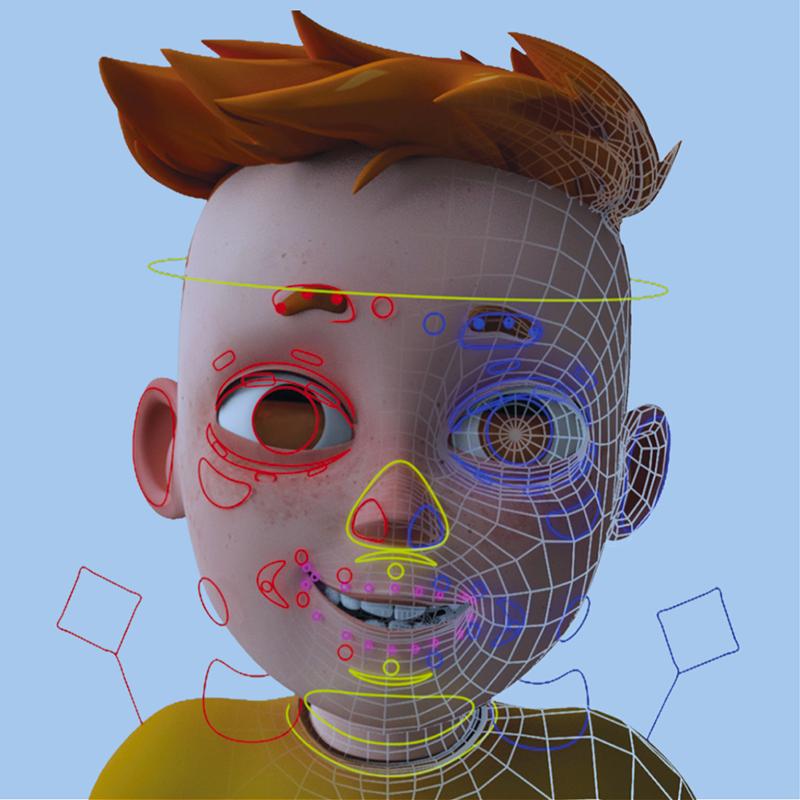 Diễn hoạt 3D </br>chuyên sâu