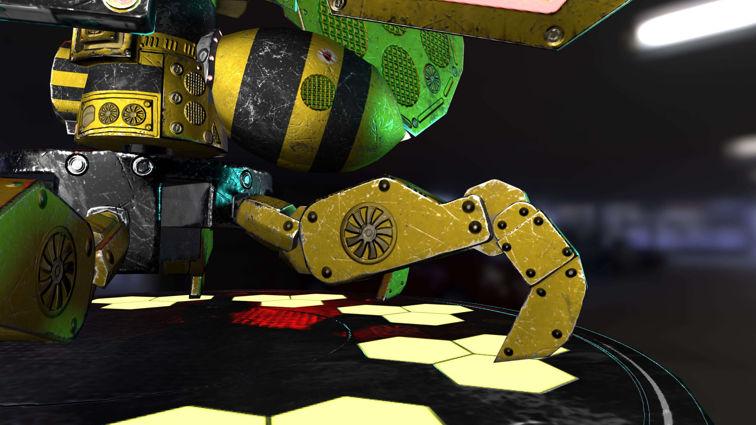 Electric Bees