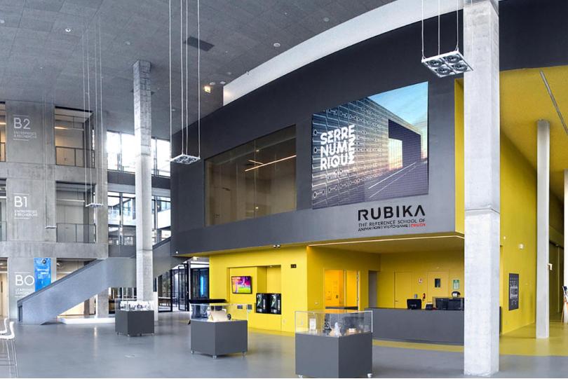 Viện thiết kế quốc tế </br>RUBIKA (Pháp & Canada)